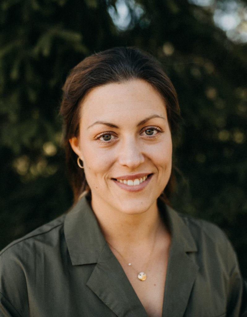 Ein Portrait von Larissa Heinrich